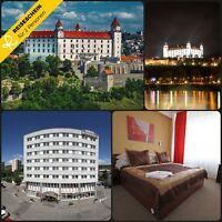 3 Tage 2P Hotel Bratislava Barónka Slowakei Kurzurlaub Hotelgutschein Städtetrip