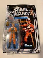 "Luke Skywalker X-Wing Pilot VC158 The Vintage Collection Star Wars 3.75"" MOC"