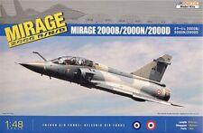 Kinetic 1/48 Mirage 2000B/N/D # 48032