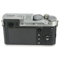 Haoge Thumbs Up Securely Hand Grip for Fujifilm Fuji X100F X-Pro2 XPro2 Silver