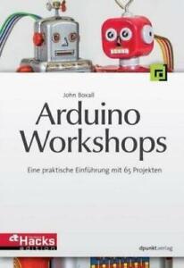 Arduino-Workshops-Mängelexemplar-sehr gut