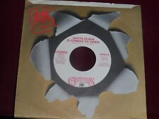 "THE CARPENTERS ""Santa Claus Is Coming To Town"" A&M 1648 Promo!"
