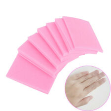 Nail Polish Remover Cleaner Manicure Wipes Lint Free Cotton Pads Paper Nail ArtJ