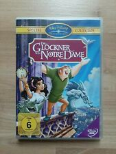 Der Glöckner von Notre Dame walt disney Meisterwerke Special Collection DVD