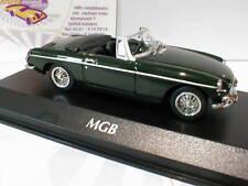 "Maxichamps 940131031 - MGB Cabriolet Baujahr 1962 in "" grün metallic "" 1:43"