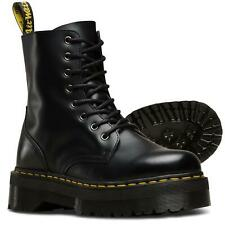 Black Martens Dr Jadon Leather New 1 2 All Sizes S 39 US UK White New Women 8 7