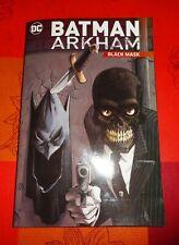 Comics VO DC BATMAN ARKHAM – BLACK MASK - Neuf – TB Etat