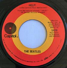 THE BEATLES / HELP - I'M DOWN / CAPITOL TARGET LABEL (TYPE 2) SCRANTON
