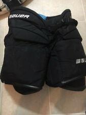 Eishockey Goaliehose/ Torwarthose Bauer Reactor 7000 Größe Senior Medium