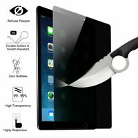"Privacy Anti Spy Screen Protector for Apple iPad Air 3 10.5"" 2019 Tempered Glass"