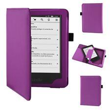 Amazon Kindle Paperwhite bolso funda ebook reader cover case lila Funda protectora
