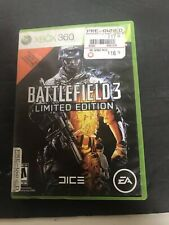 Xbox 360 : Battlefield 3 - Limited Edition Video Games