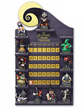 Nightmare Before Christmas Perpetual Calendar Bradford Exchange All 12 Months