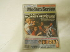 Lynda Carter, Cheryl Ladd, Erik Estrada - Modern Screen Magazine 1980