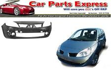 RENAULT SCENIC 2006-2009 FRONT BUMPER PAINTED ANY COLOUR