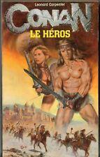 CONAN n°1 + LE HEROS + L.CARPENTER + 1993 fleuve noir