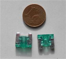 5 micro fusibles news fuse 30A auto  car LEXUS TOYOTA MAZDA HONDA  japonaise
