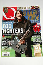 Q Magazine June 2008, Foo Fighters/Muse/Nick Cave/The Killers/Iron Maiden/Madonn