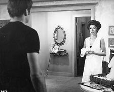 ANOUK AIMEE MODEL SHOP JACQUES DEMY 1968 PHOTO ANCIENNE ARGENTIQUE SUPERBE N°1