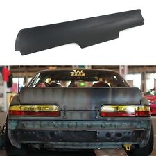 Nisan PS13 200SX Coupe Rocket Bunny Style Trunk Spoiler Ducktail Tail Wing Lip