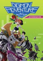 Digimon Adventure Tri.: Determination [New DVD] Widescreen