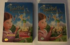 TINKER BELL AND THE GREAT FAIRY RESCUE DVD WITH SLIP COVER