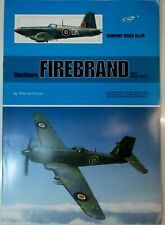 Warpaint Series No.056 - Blackburn Firebrand - 36 Pages - Damaged Cover - Book