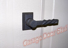 Garage Door Lock  HANDLE ASSEMBLY- WROUGHT IRON - Non Operating - DECORATIVE