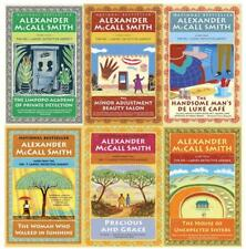 NO 1 LADIES DETECTIVE AGENCY Series by Alexander McCall Smith ON HBO Books 13-18