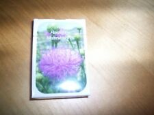 flora of the maltese islands playing cards pack New