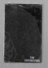 METALLICA The Unforgiven U.S. Orig 1991 Cassette Tape Sealed  Rock Metal