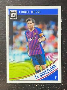 2018-19 Donruss Optic Soccer Parallel Pick From List