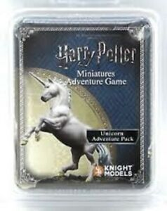 HARRY POTTER MINIATURES GAME PACK BRAND NEW & SEALED ~ UNICORN