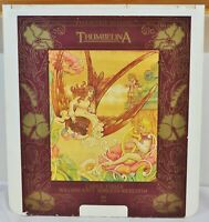 RCA VideoDisc CED - Carrie Fischer - Thumbelina - c.1983