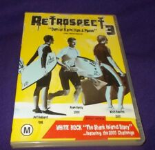 RETROSPECT 3 WHITE ROCK THE SHARK ISLAND STORY DVD VGC REGION 4
