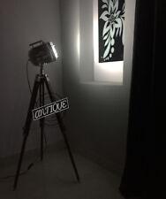 Night-led-lamp-floor antique-style-lamps ship-searchlight designer-floor-tripod