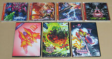 Dreamcast 7 Pack Gunlord Redux Dux Neo XYX Ghost Blade Pink Bullets Fast Striker
