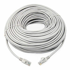 15M Long High Speed Cat6 Ethernet Cable RJ45 Network Gigabit LAN PC Laptop Lead