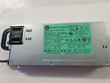 HP C3000 CHASSIS  660185-001 DPS-1200SB A Power Supply P/N 643956-101 HSTNS-PD30