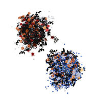 30g Color Mixed Halloween Confetti Table Sprinkles Party Decorations