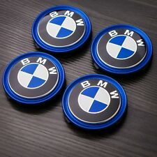 4x BMW 1er 2er 3er 4er 5er 6er X3 X4 X5 X6 Nabendeckel 68mm Felgendeckel 6883558