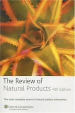 The Review of Natural Products , 4th Edition, (2005, Paperback, Revised)