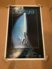 Star Wars Episode VI - Return of the Jedi  Movie Poster 1983
