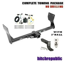 """FITS 2015-2018 FORD EDGE except .. CLASS 3 TRAILER HITCH PACKAGE w 2"""" BALL 87684"""