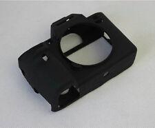 Black Silicon Camera Protective Body Cover Skin Case for Sony A7II A7R Mark 2 ☂