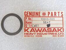 Kawasaki NOS NEW  12010-005 Outer Valve Spring Seat KL KZ KEF KLF KLT 1974-2005
