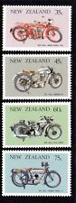 1986 NEW ZEALAND VINTAGE MOTOR CYCLES SG1389-1392 mint unhinged