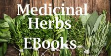 Herbal Medicines 24 Books Medicinal Herb Garden Wellness Survival Prepper Health