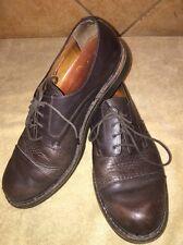 Mephisto Men's Brown Leather Oxfords Sz 11