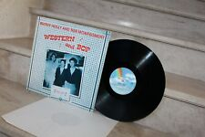 LP 33t / buddy holly & bob montgomery - western & and bop  (1977) UK